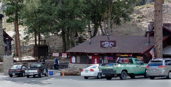 Crystal Lake Snack Bar