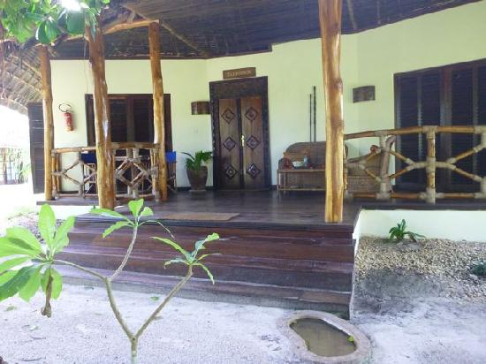 Anna of Zanzibar : Our room