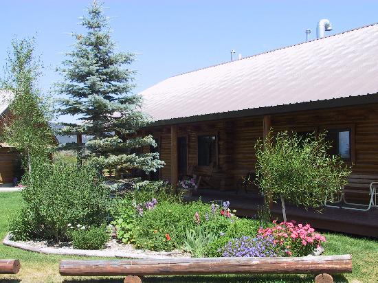 Luton's Teton Cabins : One Bedroo Cabin