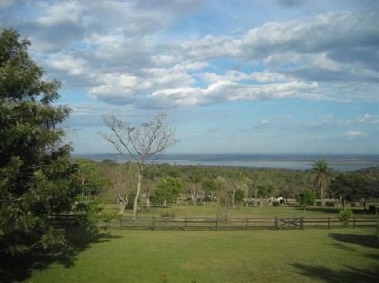 El Gaucho: Vista al lago