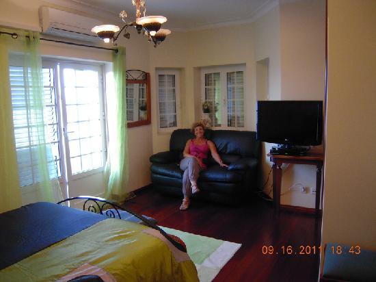 Casa do Trovador: Our room