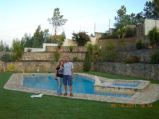 Casa do Trovador: Swimming pool