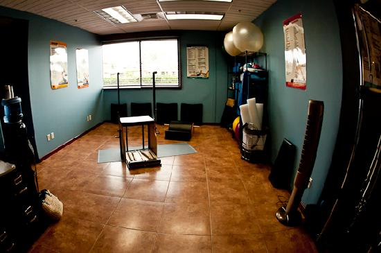 Pilates Maui: Studio