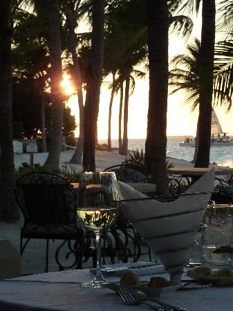 Latitudes Resturant On Sunset Key Picture Of Hyatt