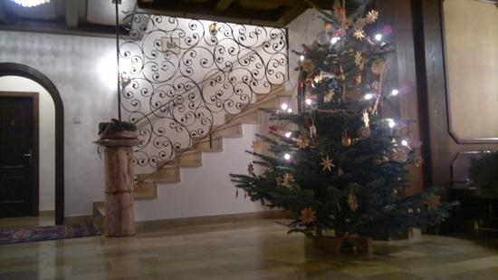 Hotel Olympia Garni: Christmas at the Olympia