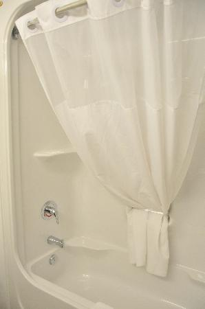 Econolodge Huntsville: washroom