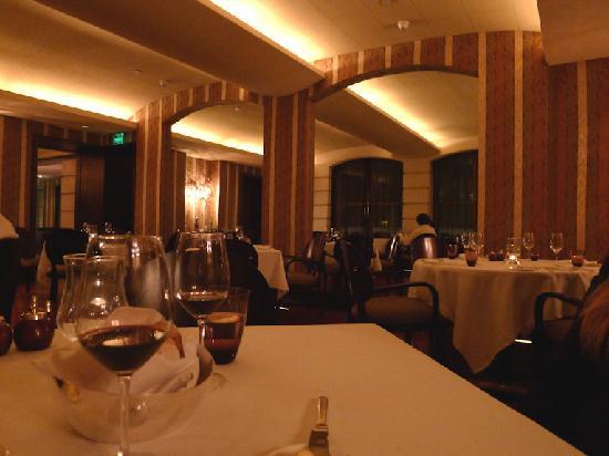 Duhau Restaurante & Vinoteca: Restaurant