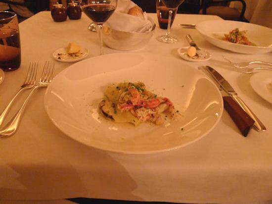 Duhau Restaurante & Vinoteca: The Crab