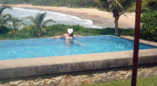 Saman Villas: piscina privada en la habitación