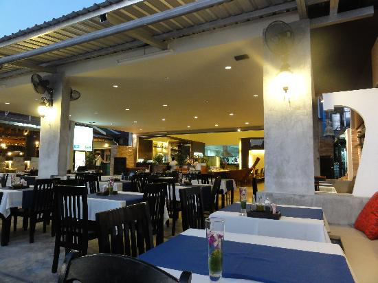 Sala Bua & Lo Spuntino Restaurant: locale