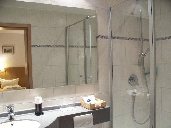 Hotel-Gasthof Schwanen: Bathroom