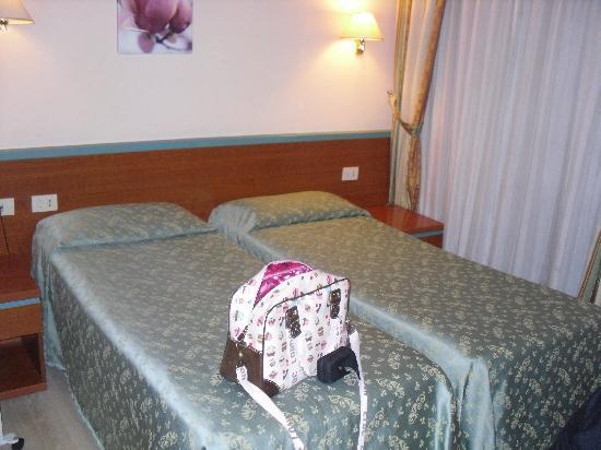 Hotel Center 1: room