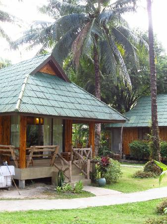 K.B. Resort: Garden view bungalow