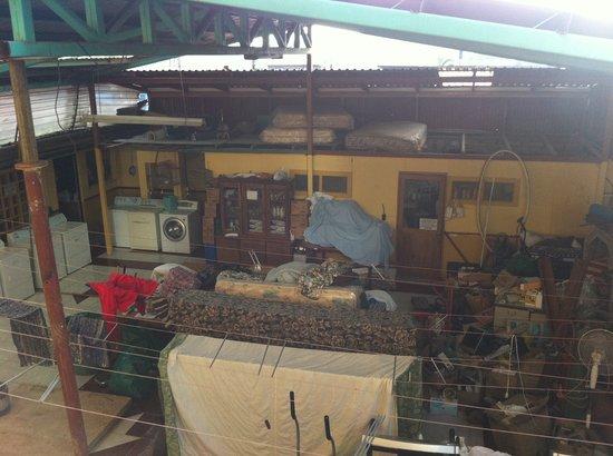 San Ramon, Costa Rica: Chaos im Innenhof?