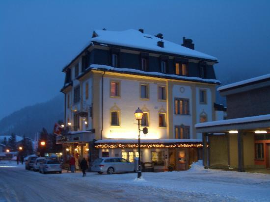 Hotel Albris: esterno