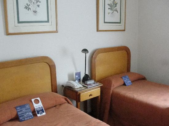 Tulip Inn Presidente Hotel Santiago: Quarto 205/Room 205