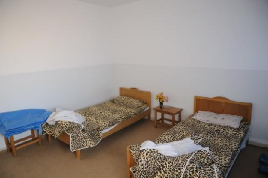 Towers Castle Hotel: Chambre