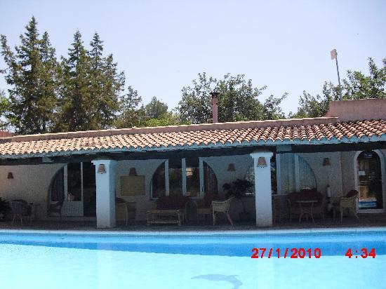 Vistabella: pool