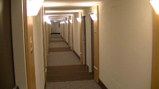 Ibis Nürnberg City am Plärrer: Hotelflur...