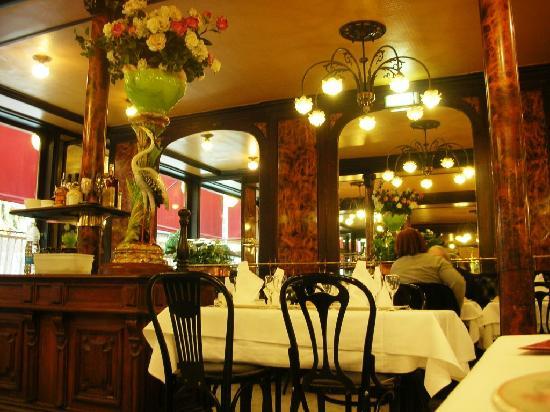 Brasserie Bofinger : Inside