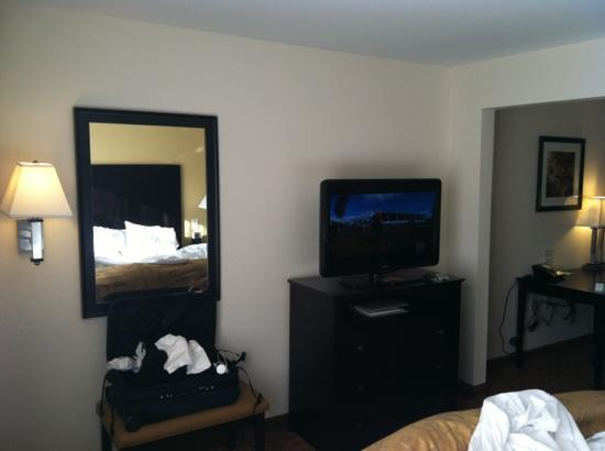 Wingate by Wyndham State Arena Raleigh/Cary: upgraded king