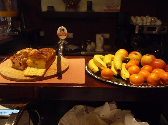 Hotel Columbus: Breakfast