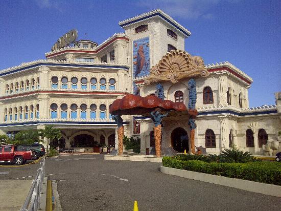 Casino Picture Of Grand Paradise Playa Dorada Puerto