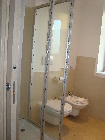 Hotel Rivus: bagno