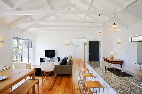 Inlet Villas: Living area, 3 bedroom Villa