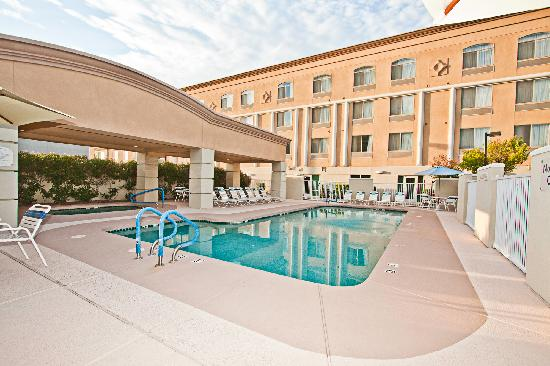 Fairfield Inn & Suites Phoenix Midtown: Pool