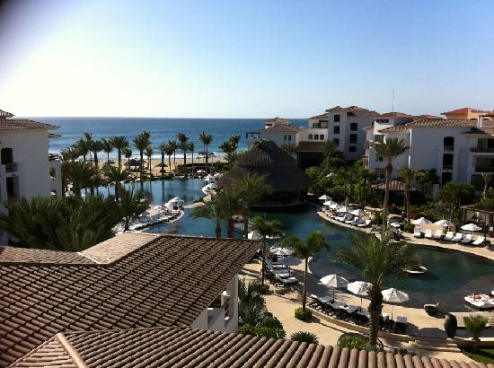 Cabo Azul Resort: View of resort from our room