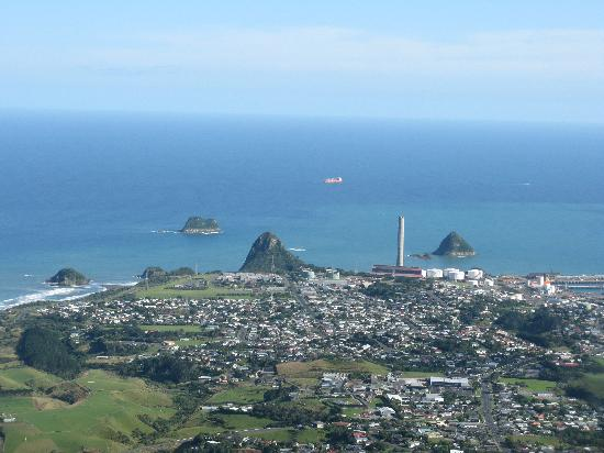 New Plymouth Port Picture Of Heliview Flights Cromwell
