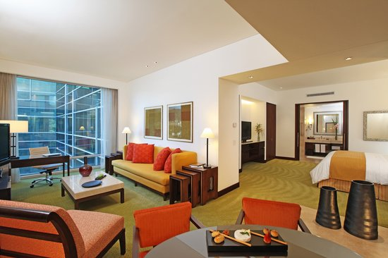 Studio Suite at Bogota Marriott Hotel