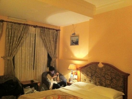 โรงแรมดรีมส์: ROOM.