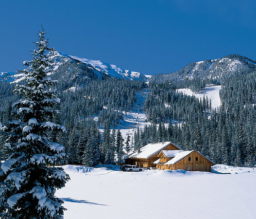The Bavarian Lodge: Winter