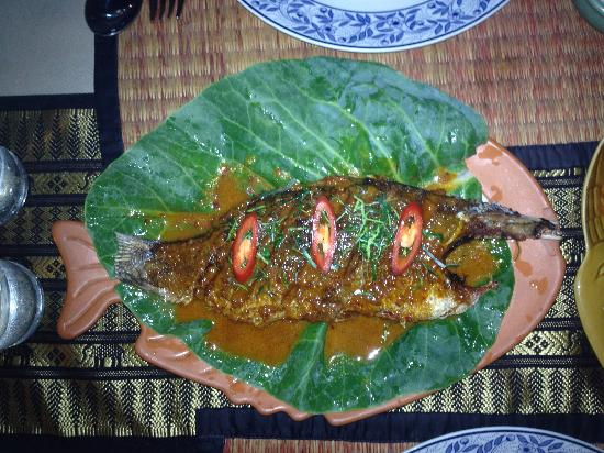 Motherhouse Bar- Restaurant: seabass