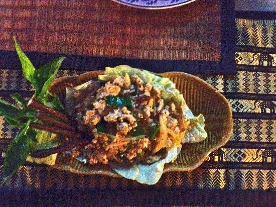 Motherhouse Bar- Restaurant: larb - delicious