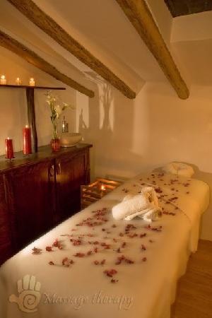 Samana Inn and Spa : relax