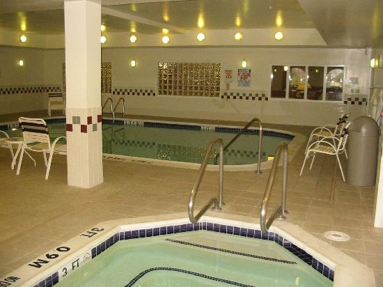 Homewood Suites Dallas - DFW Airport N - Grapevine : Pool area