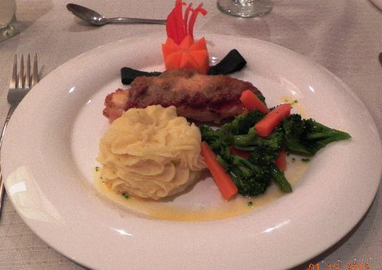 Villa Buena Onda: the lobster dinner