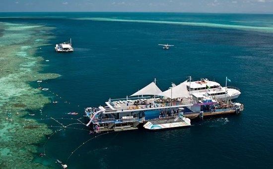 Fantasea Adventure Cruising Reefworld