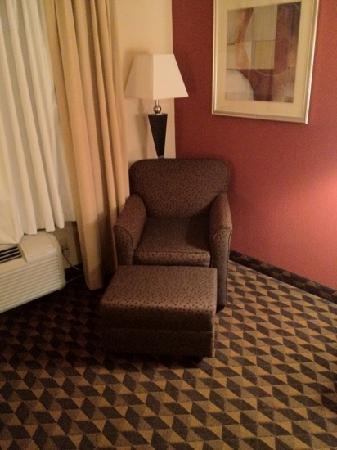 Holiday Inn Express Suites - Malvern: sitting chair