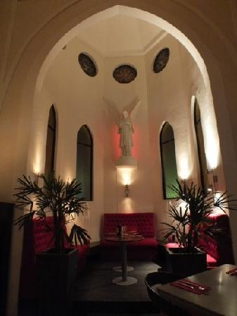 Boutique Hotel 't Klooster: Converted chapel
