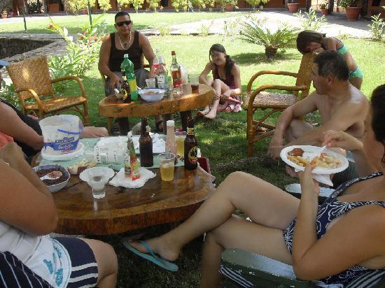 Oasis del Pacifico Playa Naranjo: jardin
