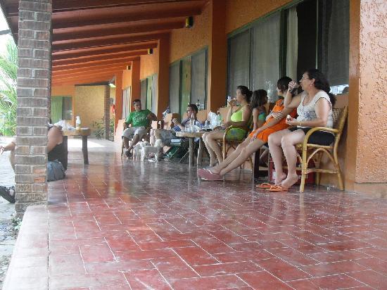 Oasis del Pacifico Playa Naranjo: pasillos
