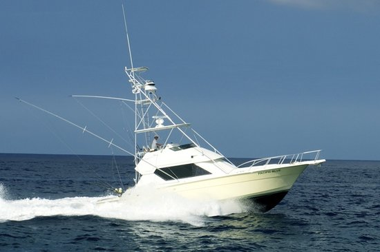 Pacific Blue Sport Fishing