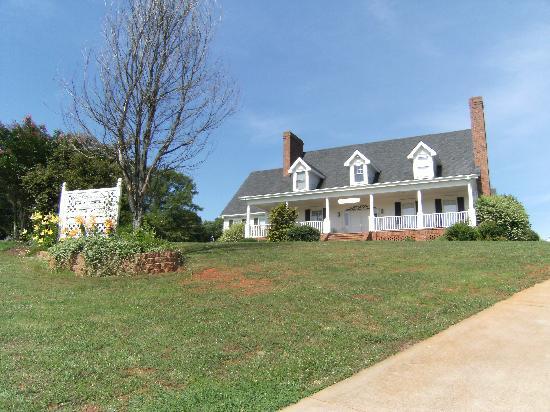 Greer, SC: The Candleberry Inn B&B and Spa