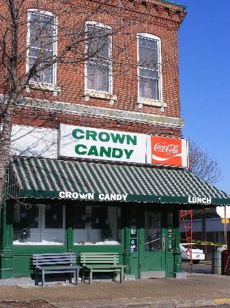 Crown Candy Kitchen: A St. Louis original!