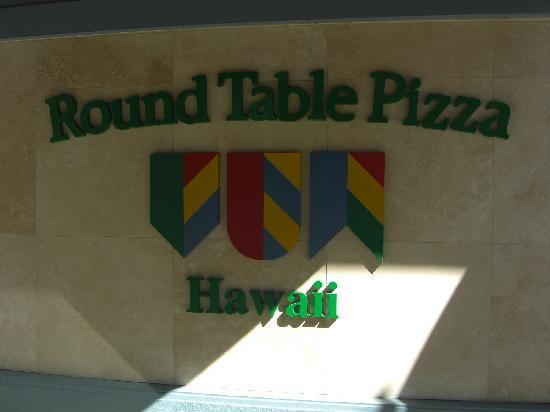 Round Table Pizza: 看板