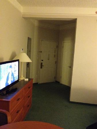 La Quinta Inn & Suites Denver Boulder - Louisville: Door!
